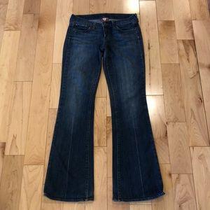 Lucky Brand Zoe jeans size 8/29